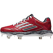 Adidas Women's PowerAlley 2 Metal Fastpitch Cleats