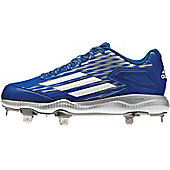 Adidas PowerAlley 3 Women's Low Metal Softball Cleats