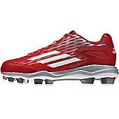 Adidas Women's PowerAlley 3 Low TPU Softball Cleats