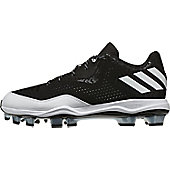 Adidas Men's PowerAlley 4 TPU Low Molded Baseball Cleats
