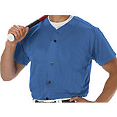 Alleson Adult Extreme Pin Dot Mesh Baseball Jersey