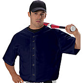 Alleson Youth Extreme Pin Dot Baseball Jersey
