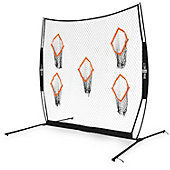 Bow Net QB5 Football Pocket Net