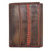 Rawlings The Arch Leather Tri-fold Wallet