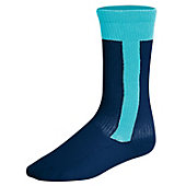 TCK 2-N-1 Colored Leg Baseball/ Softball Socks