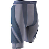 Russell Athletic Adult Basketball Compression Short with Padding