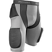 Russell Adult Integrated 3 Pocket Football Girdle