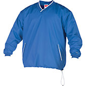 Rawlings Adult V-Neck Pullover with Pockets