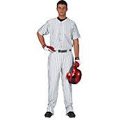 Rawlings Adult Pinstripe Baseball Jersey