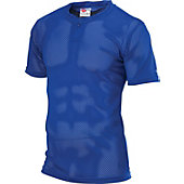 Rawlings Adult One-Button RBBOBJ67 Mesh Jersey