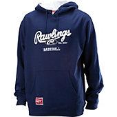 Rawlings Adult Baseball Hoodie
