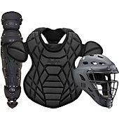 Rawlings Intermediate Blackout Series Catcher's Set