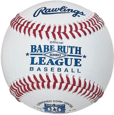 Rawlings Official Babe Ruth League Baseball Dozen