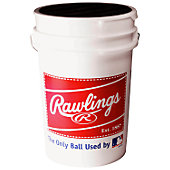 RAWLINGS BUCKET EMPTY W/LID 6 GALLON