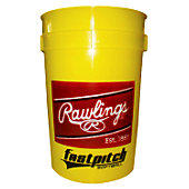 Rawlings Empty Fastpitch Softball Bucket