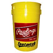 Rawlings Empty Fastpitch Softball Bucket