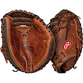 "Rawlings Player Preferred Series 33"" Baseball Catcher's Mitt"