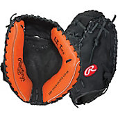 "Rawlings Player Preferred Series Blk/Org 33"" Catcher's Mitt"