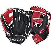 "Rawlings RCS Series 11.5"" Baseball Glove - Blk/Sca"