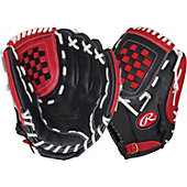 "Rawlings RCS Series Scarlet 12"" Baseball Glove"