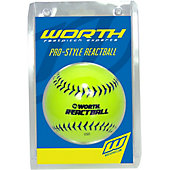 Worth Pro-Style REACTBALL Softball