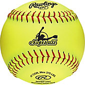 "Rawlings 12"" Batting Practice Fastpitch Softball (Dozen)"