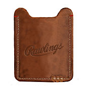Rawlings Legends Front Pocket Leather Money Clip