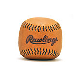 Rawlings Legends Leather Baseball Paperweight