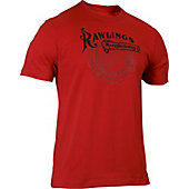 Rawlings Adult Manufacturing Logo Baseball T-Shirt
