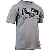 Rawlings Adult Pro Baseball T-Shirt