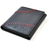 Rawlings Baseball Stitch Tri-Fold Wallet