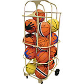 KBA Rol-O-Bin Basketball Rack
