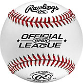 Rawlings Flat-Seam Official League Practice Baseball (Dozen)