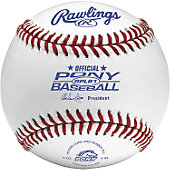 Rawlings Official Pony League Baseball (Dozen)