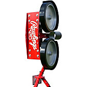 Rawlings Pro Line 2-Wheel Combo Baseball/Softball Pitching Machine