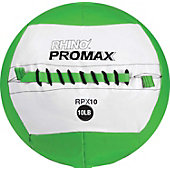 Champion Sports Rhino Promax 10lbs. Weighted Slam Ball