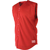 Rawlings Youth Sleeveless Mesh Baseball Jersey