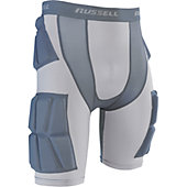 Russell Athletic Youth Integrated 5-Piece Pocket Football Girdle
