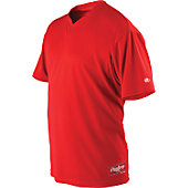Rawlings Youth Flatback Mesh Baseball Jersey
