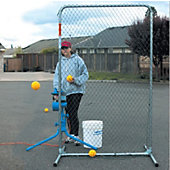 Jugs Sports Lite-Flite Portable Pitching Screen