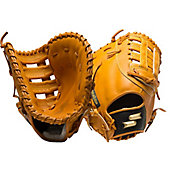 "SSK Premier Pro Series 13"" Triple H-Web Firstbase Mitt"