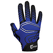 Cutters Youth REV Football Receiver Gloves