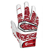 Cutters Youth REV Pro Football Receiver Gloves