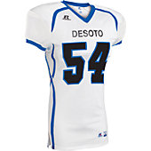 Russell Athletic Youth Color Block Football Jersey