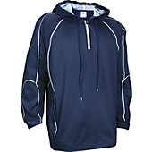 Russell Athletic Team Prestige Mens Quarter- Zip Jacket