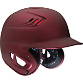 Rawlings Junior/Senior 80 MPH Matte Batting Helmets