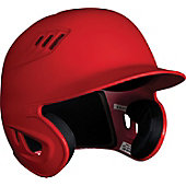 Rawlings Junior/Senior 80 MPH Matte Batting Helmet