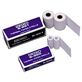 Seiko Printer Paper for S149 Stopwatch (Pack of 5)