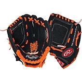 "Rawlings Savage Series 9.5"" Youth Baseball Glove"