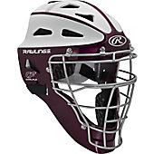 Rawlings Adult VELO Fastpitch Series Catcher's Helmet